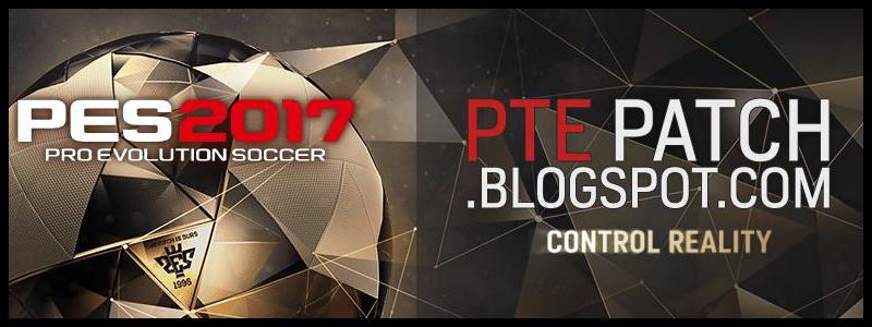PTE patch PES 2017