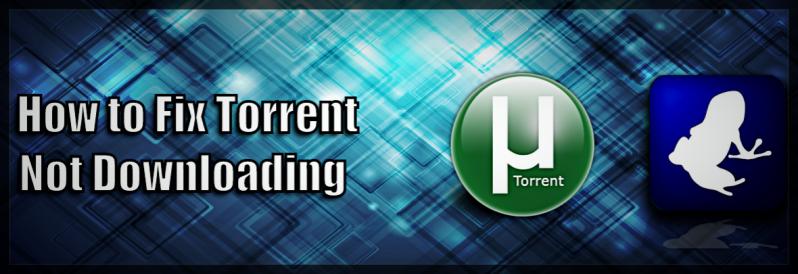 How to fix utorrent not downloading