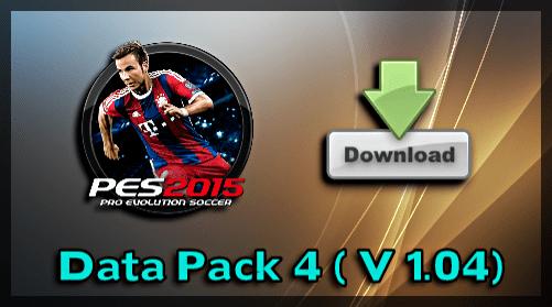 PES 2015 Data Pack 4