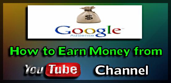 Monetize Youtube videos to earn Money