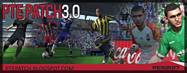 PTE Patch 3.0 (PES 2017) download and install on PC