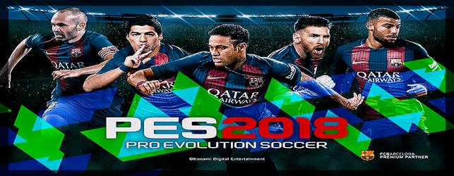 PES 2018 Features Graphic Next Gen PC