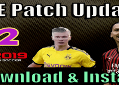 (PES 2019) PTE Patch 6.2 (Unofficial by Del Choc) : Download + Install