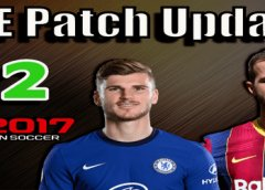 (PES 2017) PTE Patch 8.2 (Unofficial by Del Choc)